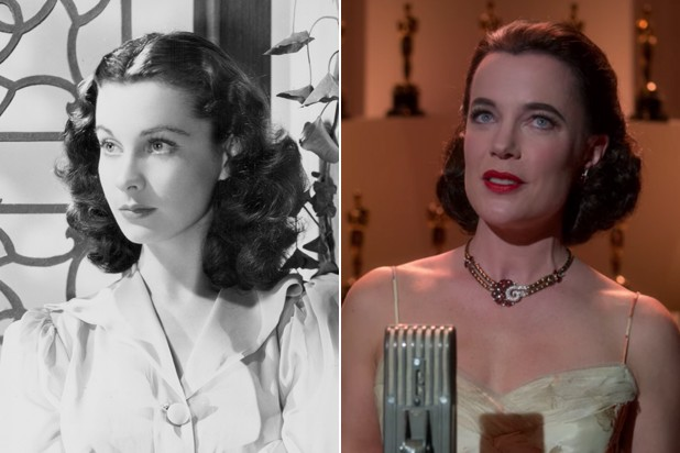 Hollywood Katie McGuinness Vivien Leigh